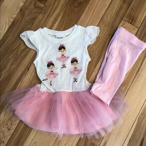 Ballet Outfit 18M